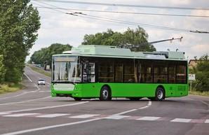 Харьков в этом году планирует закупить 48 новых троллейбусов