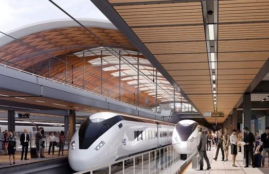 Британская высокоскоростная железная дорога HS2 все время дорожает, однако сроки открытия откладываются