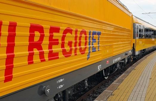 Чешский частный железнодорожный оператор «RegioJet» открывает свое депо в Праге