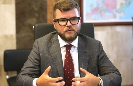 Кабмин уволил Евгения Кравцова с должности руководителя «Укрзализныци»