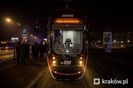 В Польше создали и испытали первый беспилотный трамвай