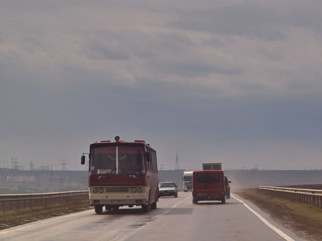 Дорогу из Одессы до Николаева и Херсона обещают сделать четырехполосной