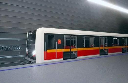 Варшава закупает новые поезда метрополитена у «Škoda Transportation»