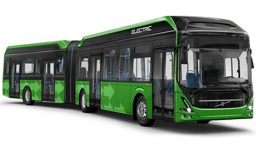 Шведский город Мальме закупает 60 электробусов-«гармошек»