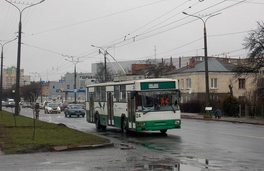 Власти Луцка обещают, что в этом году город получит 18 новых троллейбусов