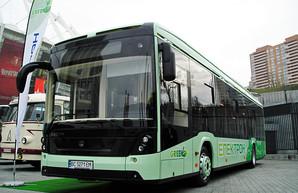 Кличко анонсировал закупку для Киев 70 экологических автобусов в текущем году