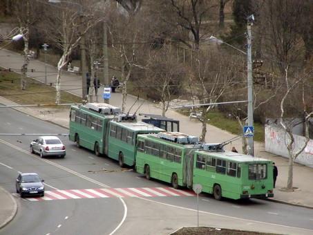 В Одессе собираются ремонтировать часть проспекта Шевченко