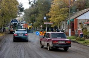Одесская область получает почти миллиард гривен на ремонт дорог местного значения