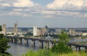 В Киеве проверят, насколько «устал» мост имени Патона