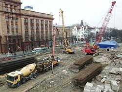 В Днепре начинают строить продолжение линии метрополитена