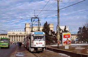 В электротранспорте Днепра будут демонтировать терминалы для безналичной оплаты проезда