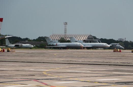 В аэропортах Одессы и Киева выдавали фиктивные документы про обслуживание пассажирских самолетов