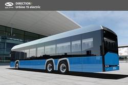 Польский производитель готовится к выпуску 15-метрового электробуса
