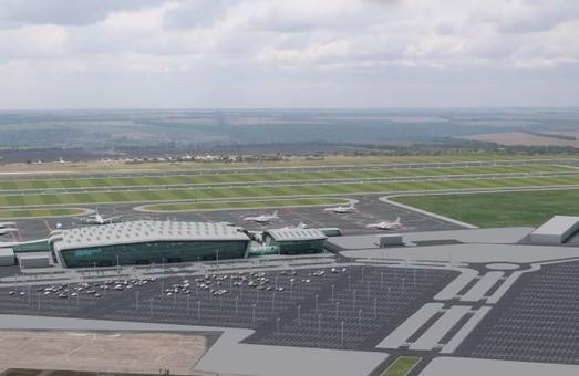 Стало известно, кто будет проектировать новую взлетно-посадочную полосу в аэропорту Днепра