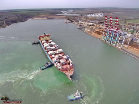 Контрольный пакет частного контейнерного терминала под Одессой «ТИС» купила глобальная компания «DP World»