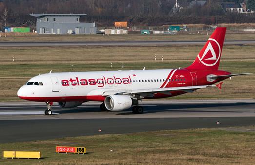 Турецкая авиакомпания «Atlasglobal» в Одессу больше никогда не полетит: она обанкротилась