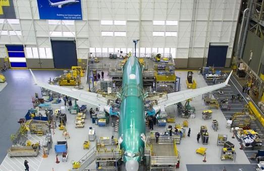 В январе 2020 года у компании «Boeing» не заказали ни одного самолета