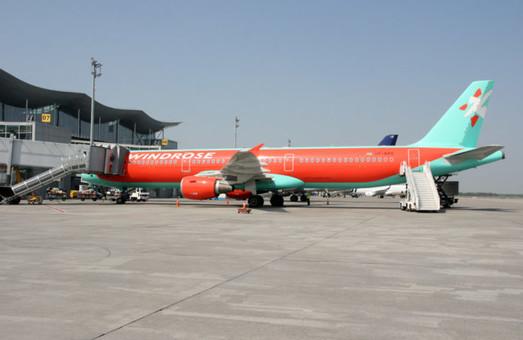 Авиакомпания «Windrose» запускает шесть новых маршрутов в Украине: в Одессу будет летать два-три рейса в день