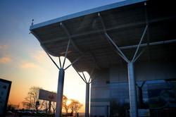 Одесский аэропорт окончательно закрывает старый терминал (ФОТО)
