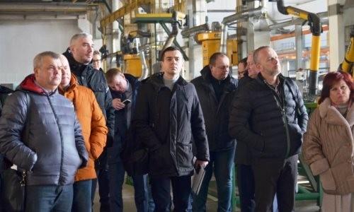 Луцкий автозавод компании «Богдан Моторс» планирует нарастить выпуск транспорта и сдавать часть производственных мощностей в аренду