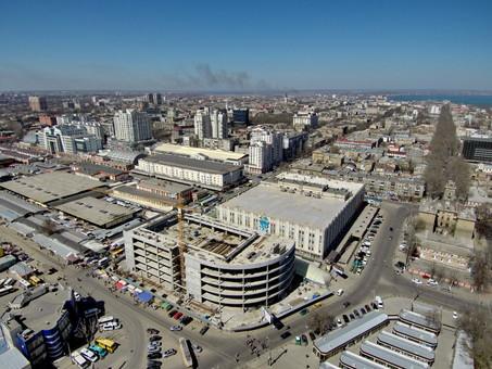 В Одессе нашли место под первую перехватывающую парковку
