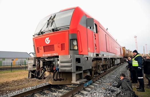 Между Литвой и Латвией восстановили трансграничную железную дорогу