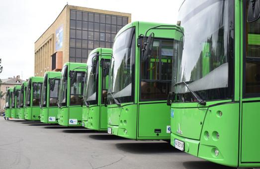 Мэр Николаева надеется, что город получит кредит не только на троллейбусы, но и на автобусы
