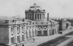 Как 150 лет тому назад в Киев пришел первый поезд