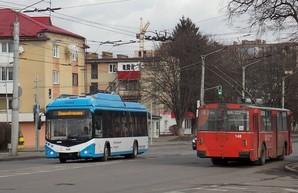 В Мариуполь уже приехал первый белорусский троллейбус, купленный за кредит ЕБРР