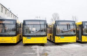 Киев хочет купить почти три сотни новых автобусов