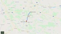 На севере Одесской области начали капремонт участка автотрассы Р-33