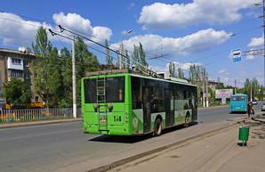 Мэр оккупированного Луганска признал проблемы с работой городского электротранспорта