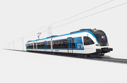 Компания «Stadler» в голландском Гронингене представила дизель-поезд с автоматической системой управления