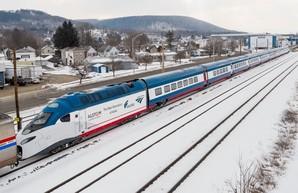 В США скоро начнут испытывать новый скоростной поезд от компании «Alstom»