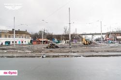 В «Киевпастрансе» обещают киевлянам обустроить трамвайную конечную на Куреневке