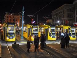 В египетской Александрии уже курсирует 8 новых украинских трамваев