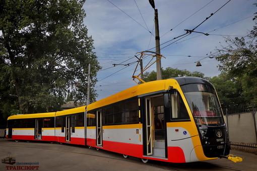 Магистральный трамвайный маршрут «Север-Юг» в Одессе может появиться через два года