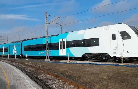Начались испытания нового дизель-поезда «WINK», выпущенного компанией «Stadler»