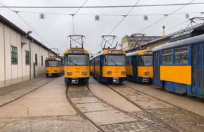 Днепр в этом году планирует купить 30 трамвайных вагонов