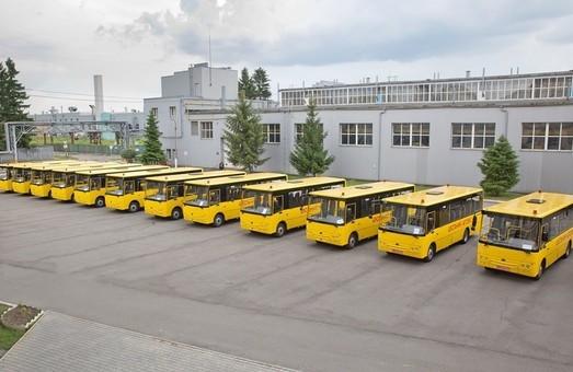 В Кировоградской области в этом году планируют купить 8 новых школьных автобусов