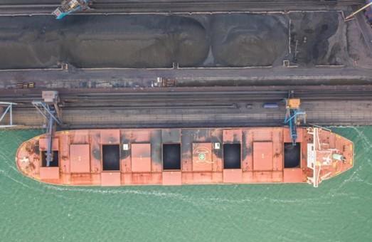 Судоходная линия «Fayette Line Services» увеличила загрузку порта Пивденный под Одессой