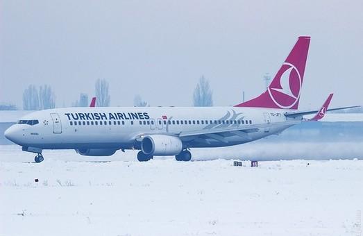 Сняты ограничения на количество авиарейсов из Одессы в Стамбул