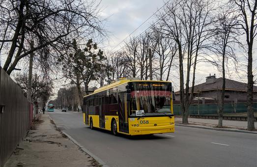 В Сумах уже в конце марта могут запустить троллейбусы по Набережной реки Сумки