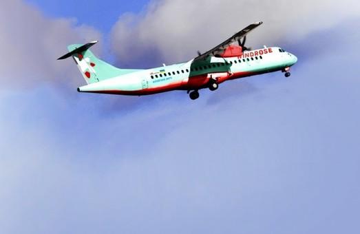 Украинская авиакомпания «Windrose» в 2020 году планирует перевести около 1,8 миллионов пассажиров