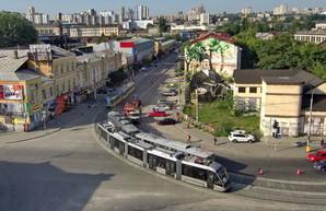 Общественный транспорт Киева с 1 апреля окончательно переходит на «электронный билет»
