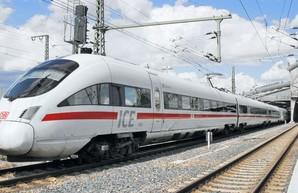 Из Праги в Дрезден по железной дороге можно будет добраться за 1 час