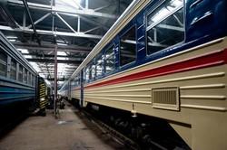 В Киеве завершается ремонт электрички «Георгий Кирпа»