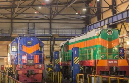 Компания «ТИС», которая работает в порту Пивденный под Одессой, имеет почти три десятка своих локомотивов и планирует построить новую станцию