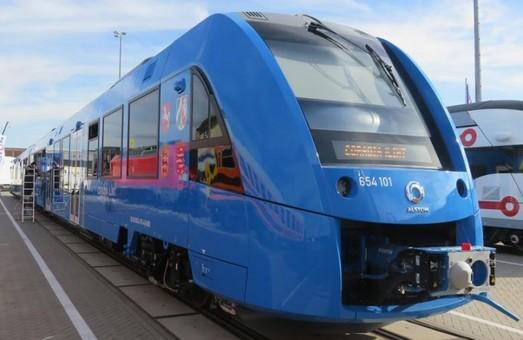 Австрийские железные дороги будут тестировать «водородный» поезд «Alstom»