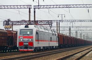 Действия юных хулиганов чуть не привели к аварии поезда на станции Дачное под Одессой